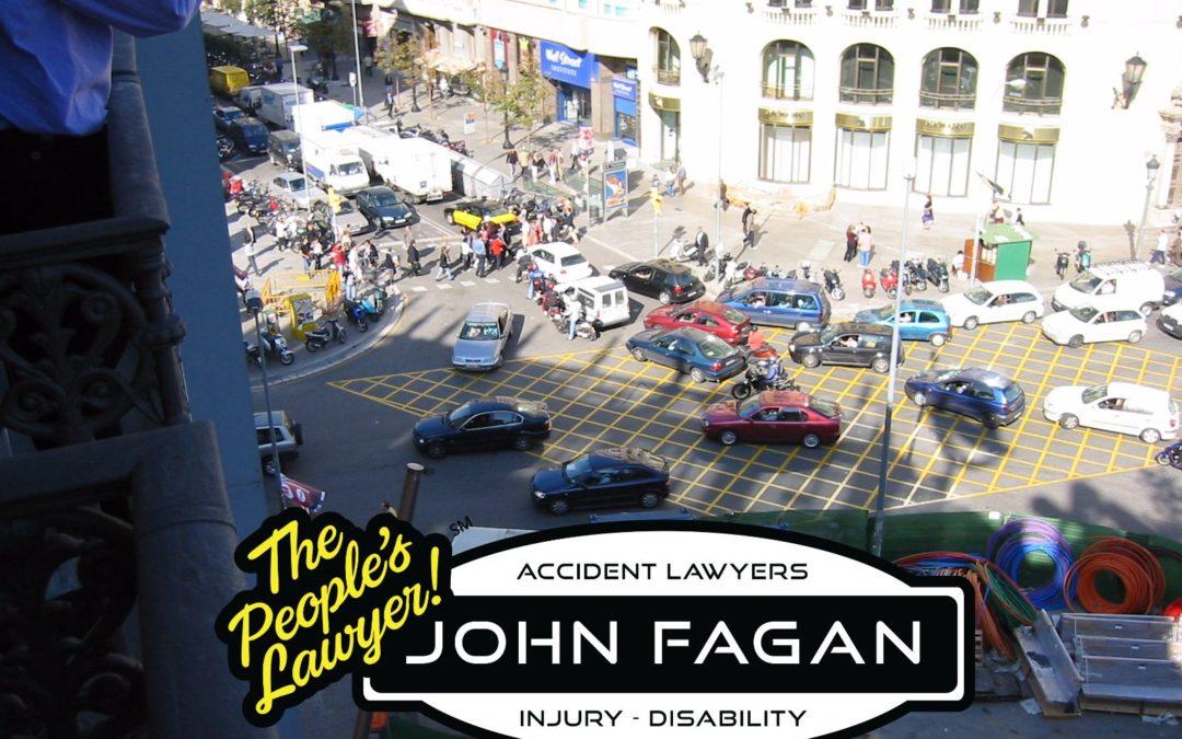 City Sued For Car Crash