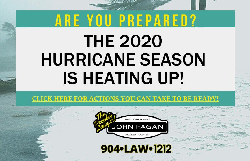 The 2020 Hurricane Season is Heating Up!